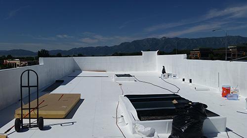 Commercial Roof Repair In Salt Lake City Ut Metal Roofing